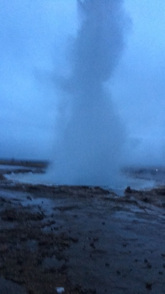 All geysers are named after this one: Geysir