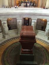 Napoleon's Massive Tomb