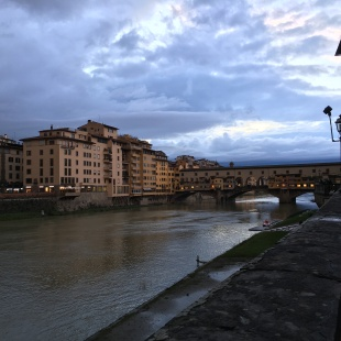 Ponte Vecchio on the Arno