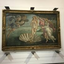 """Birth of Venus"" my favorite painting."